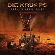 La Krupps V – Metal Machine Music 2cd DIGIPACK 2015