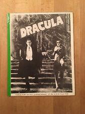 Dracula - Famous Film numéro 1 (1973) - en anglais - BE