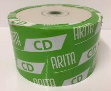 More details for ** new** 1200 arita  52x cd-r fullface printable  brand new stock great price