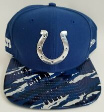 online store 8769c 84146 Indianapolis Colts New Era Royal Color Rush On-Field Original Fit Snapback  Hat