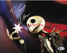 DANNY ELFMAN JACK NIGHTMARE BEFORE CHRISTMAS autographed 8x10 photo RP