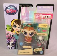 LITTLEST PET SHOP SNEAKERS STYMIE MUSHROOM PET PAWSABILITIES LPS A8424 A7313 NEW