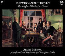 Ludwig van Beethoven : Ludwig Van Beethoven: Moonlight/Waldstein/Storm CD