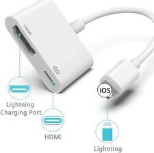 Lightning Auf HDMI Digital AV TV Adapter 1080P HDTV HDMI Kabel für Phone XR