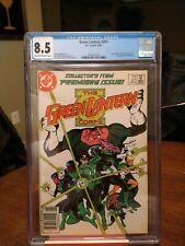 Green Lantern #201 CGC 8.5(1st App of Kilowog) Copper Age DC Key