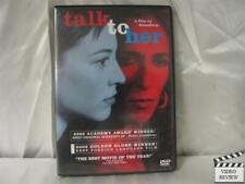 Talk to Her (DVD, 2003)