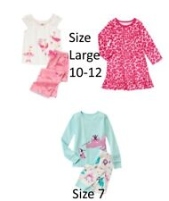 NWT Gymboree ballerina dragon 2 piece pajamas PJs sleepwear nightgown 7 10 12