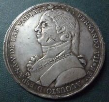 ARGENTINA SILVER COIN MEDAL Proclamation of Ferdinand VII 1808 (Buenos Ayres)