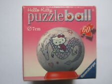 PUZZLEBALL HELLO KITTY RAVENSBURGER 60 PIEZAS