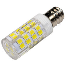 E12 110V 52 LEDs Bulb Cool White for Himalayan Salt lamps Light Bulb Replacement