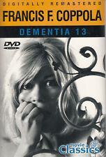 Dementia 13 [DVD] [1960]