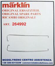 MARKLIN 264992 CORRIMANI DX + SX - GALERIESTANGEN  RE. + LI.  31100 3015 CCS800