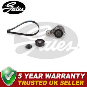 Gates Alternator V-Ribbed Drive Belt Kit K046DPK1825  - 5 YEAR WARRANTY