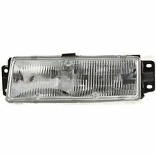 New Headlight (Driver Side) for Oldsmobile Cutlass Ciera GM2502145 1991 to 1996