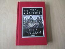 Philip Pullman - LYRAS OXFORD - His Dark Materials - HC - Carlsen