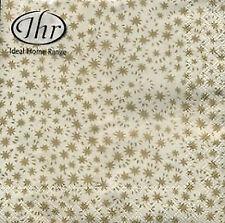 IHR - TOVAGLIOLI COCKTAIL - DANCING STARS - CREAM GOLD - 25x25cm-5 PZ -C509069