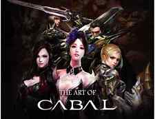 The Art Of Cabal Online Game Book Character English Collection Illustration Gift