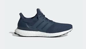 Adidas Originals Ultraboost 4.0 DNA Navy/white Size 7-11.5 New H05246