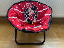 Minnie Mouse Mickey Maus Klapp Stuhl Kinderstuhl ?