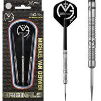 Michael van Gerwen Darts MVG XQMax Steel Tip 90%Tungsten 3 Stars Originals