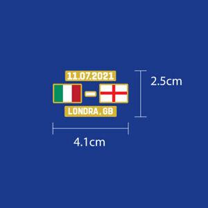 ITALY FIGC EURO 2020 Reproduction Match Details