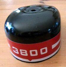 Coiffe / Capot Filtre a air Noir + Autocollant (Neuf) VELOSOLEX SOLEX 3800