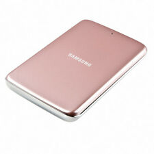 "SAMSUNG Portable Hard Disk Drive H3 1TB 2.5"" External HDD USB3.0 Pink Gold color"