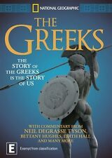 The Greeks (DVD, 2016)