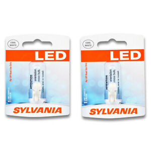 Sylvania SYLED Front Side Marker Light Bulb for Dodge Ramcharger B200 eh