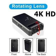 4K HD Mini Versteckt Kamera Überwachungkamera IR Nachtsicht Hidden Spycam Neu?