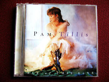 Pam Tillis - All of This Love - Rare Imported CD - Arista label (1995)