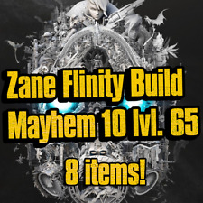 PS4/XBOX/PC - Infinity Pistol Zane Build Mayhem 10 lvl.65 - 8 Items