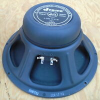 "JENSEN NEO 12"" JET TORNADO STEALTH 65 GUITAR AMPLIFIER SPEAKER 8 Ohm"