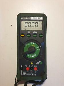 Multimeter Gossen Metrawatt  Metrahit 12S Messgerät (30)
