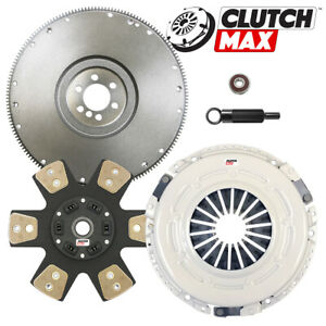 STAGE 4 RACE CLUTCH KIT & FLYWHEEL SET for 2010-2015 CHEVY CAMARO SS LS3 Z28 LS7