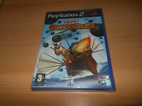 Hugo Cannon Cruise playstation 2 ps2 NEW SELAED pal