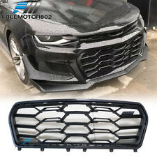 Fits 16-19 Chevy Camaro ZL1 1LE Style Front Bumper Honeycomb Insert Grille - PP