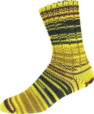 ONline Sockenwolle Sort. 290 6-fach Merino Color 150 g Farbe 2503