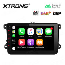"8"" Android 10.0 Car GPS Head Unit Stereo DSP for VW GOLF MK5 MK6 PASSAT TIGUAN"