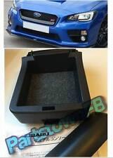JDM OEM Dual Box Console Armrest Extension 2015 / 2016 / 2017 Subaru WRX STI VA