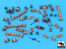 Black Dog 1/72 Israeli IDF Soldier's Equipment and Accessories Set No.2 T72029