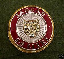 JAGUAR 3,8 Grille Badge fits MK2 MARK2 3.8 S-TYPE 3.8 bd17736