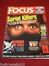 FOCUS #53 - APRIL 1997 - SERIAL KILLERS