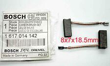 Bosch balais en charbon gbh36v-li GBH 36VF-LI GBH36 v sds forets H36 ma (1 paire) BS11