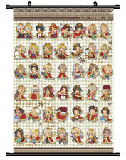 5096 Axis Powers Hetalia full Decor Poster Wall Scroll cosplay