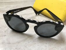 Snapchat Spectacles Embellished Pearl - Snap Inc. Smart Glasses - Black