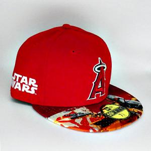 New Era Angels Star Wars 59/50 Hat Mens Size 7 1/4 NEW
