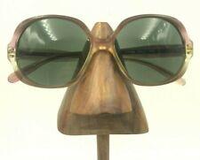 420f63d1479 Vintage Safilo Carla 572 Purple Gradient Butterfly Sunglasses Frames Italy