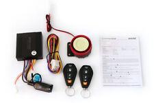 Alarma con mando a distancia para moto Universal Vertex