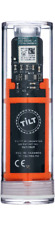 V3 TILT? Bluetooth Wireless Hydrometer FREE Spare Battery & Hops Color: Orange